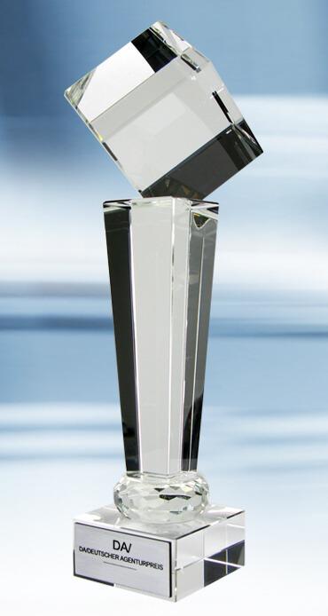 Pokal - Deutscher Agenturpreis